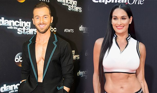 Nikki Bella Confirms Her Relationship With Artem Chigvintsev, Says They're Just 'Dating Around'.