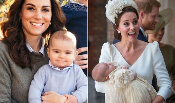 Prince Louis Is Back With His Adorably 'Toothy' Smile