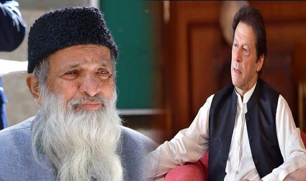 Abdul Sattar Edhi Exposed Imran Khan