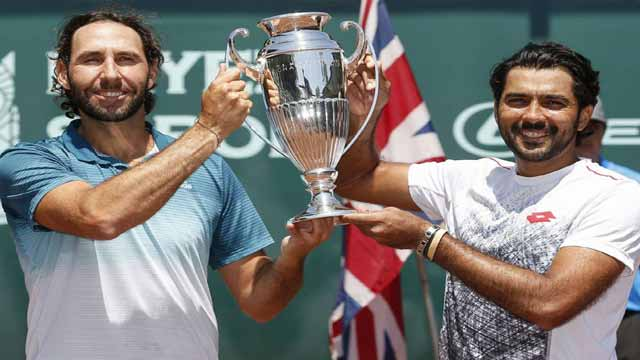 Aisam-ul-Haq Wins US Men's Clay Court Championship