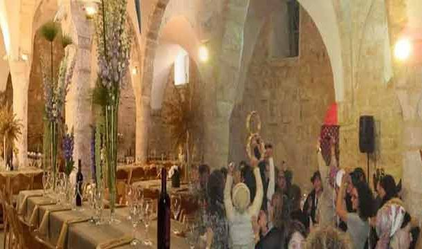 Historic Palestinian Mosque Converted to 'Nightclub'
