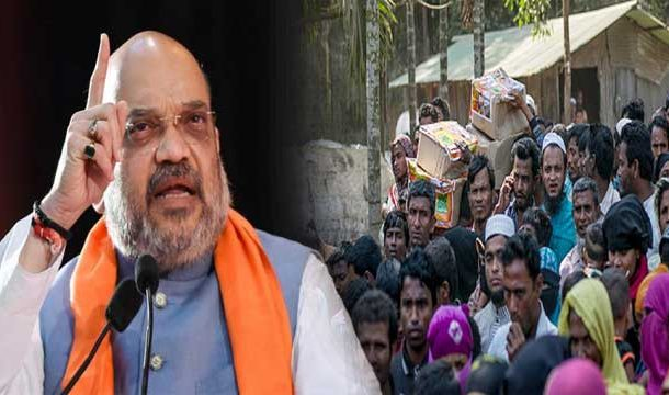 Amit Shah's Comments on Muslim Immigrants Exposes BJP