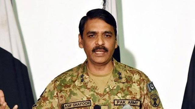 Here's All You Need to Know About DG ISPR's Press Conference