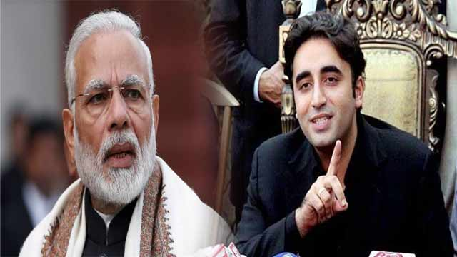 Bilawal Mocks PM Modi on False Claims of Downing F-16