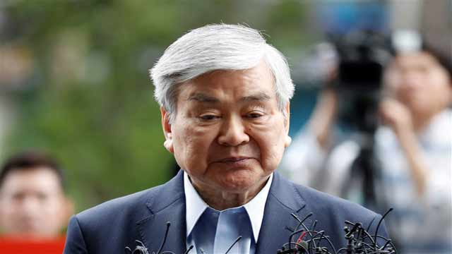 Indicted Korean Air Chairman Dies at 70