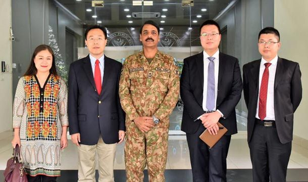 China Praises ISPR's Efforts For Promoting Bilateral Relations