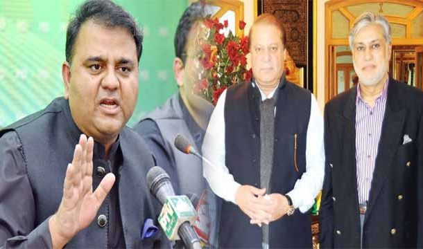 Fawad Holds PML-N Responsible for Current Economic Situation