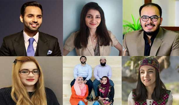 Five Pakistanis Named in Forbes 30 Under 30 Asia List