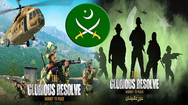 Say Goodbye to PUBG, Lets Welcome ISPR's 'Glorious Resolve'
