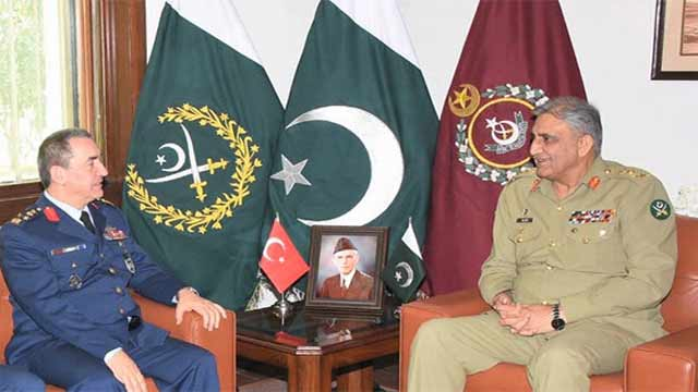 Turkey Assures Full Support For Pakistan in All Circumstances
