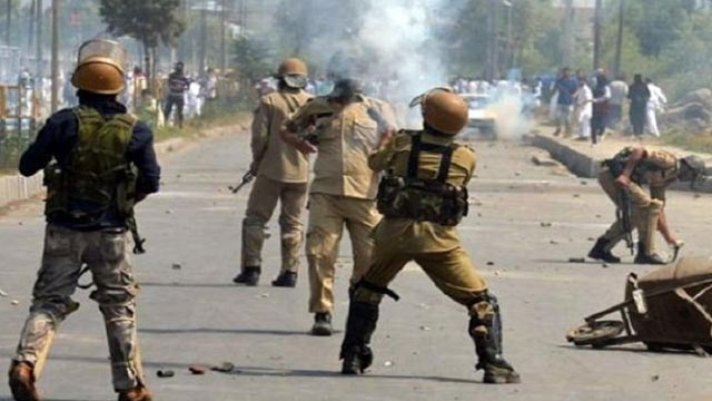 IOK: Indian Troops Martyr Two Kashmiris