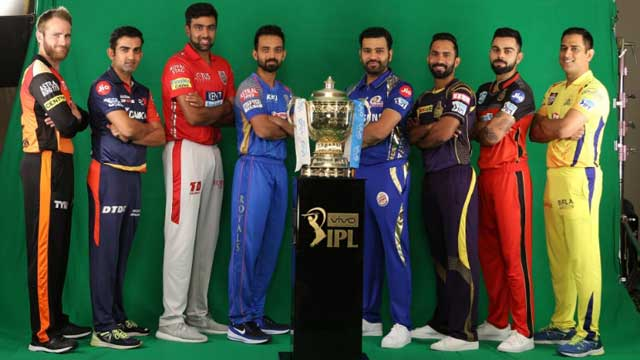 IPL 2019: CSK Climbs At Top In Points Table