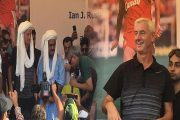 Liverpool Legend Visits Lyari, Appreciates Local Talent