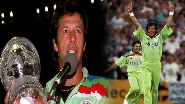 Imran Khan Named as Captain of All-Time World Cup XI