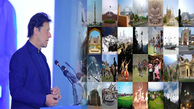 PM Imran Committed to Promote Tourism in Pakistan