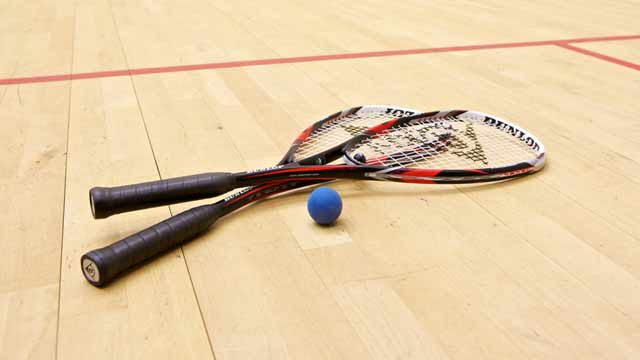 Int'l Squash Tournaments Begin in Islamabad