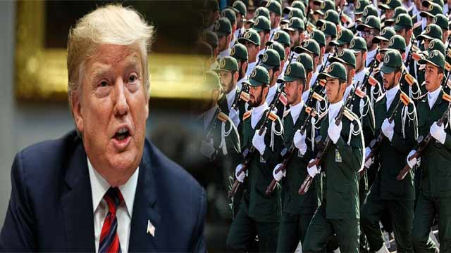 US Labels Iran's Revolutionary Guards as Terrorists