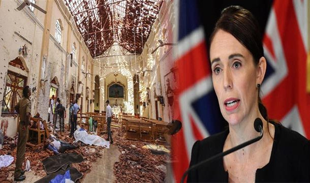 No intelligence Links in Sri Lanka and Christchurch Incidents : NZ PM