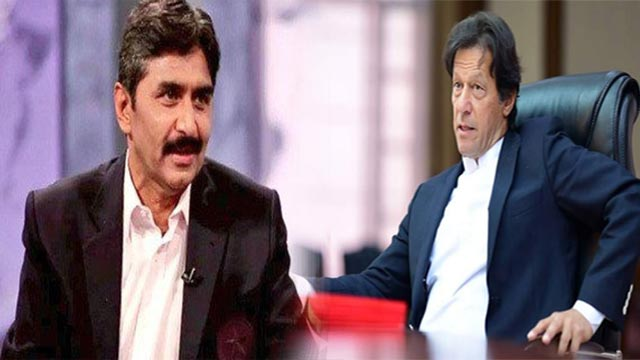 Javed Miandad Fires Tirade at PM Imran