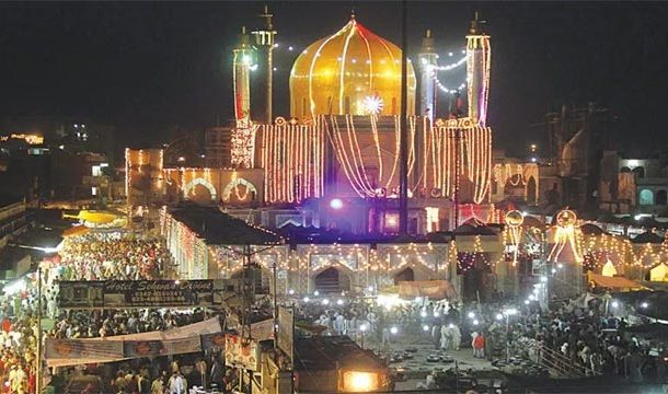Urs of Hazrat Lal Shahbaz Qalandar Starts From Today