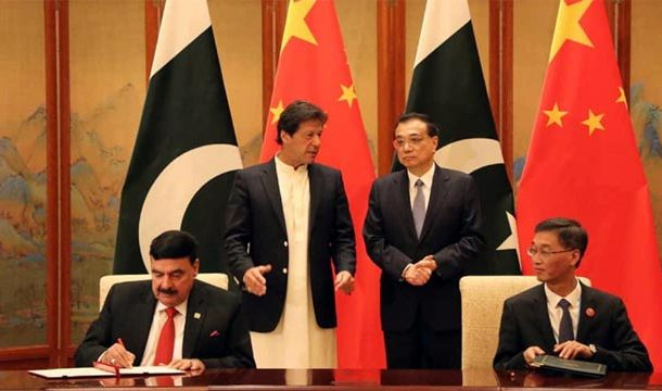 Pakistan, China Sign ML-1 Railway-Line Agreement