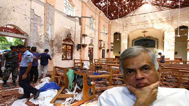 Sri Lankan Bombings- 290 Killed and 500 Injured in 8 Attacks