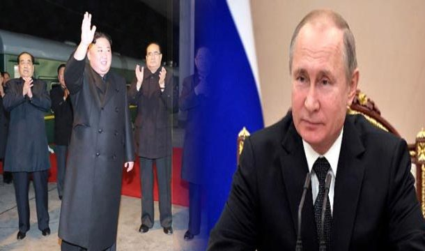 North Korean Leader, Putin to Hold First Summit in Russia