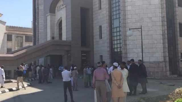 Fire Breaks Out at PM Secretariat