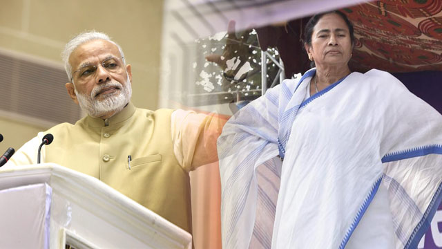 PM Modi Threatened CM Bengal With Split in The Party