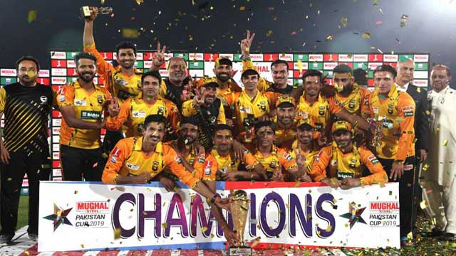 Khyber Pakhtunkhwa Clinches Pakistan Cup Trophy