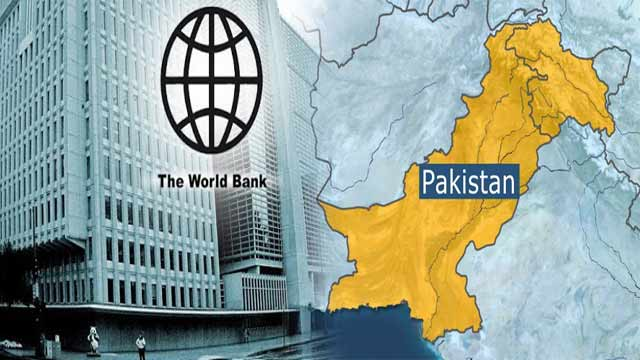 Pakistan's GDP Growth to Slow Down in 2019-20: WB
