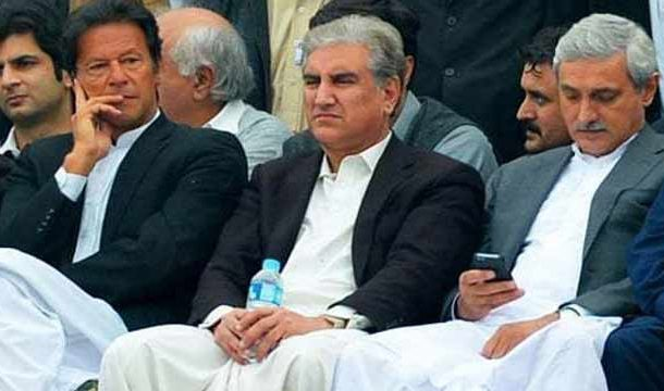 PM Imran Finally Breaks Silence on Qureshi-Tareen Conflict