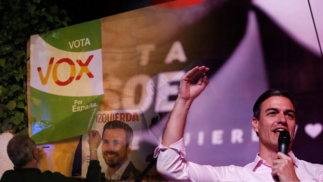Spain General Elections: Socialist Party Takes The Lead