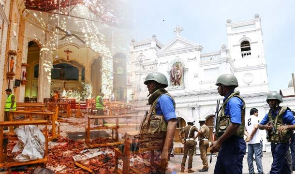Sri Lankan Government Blamed Local Islamist Hardline Group for Bombings