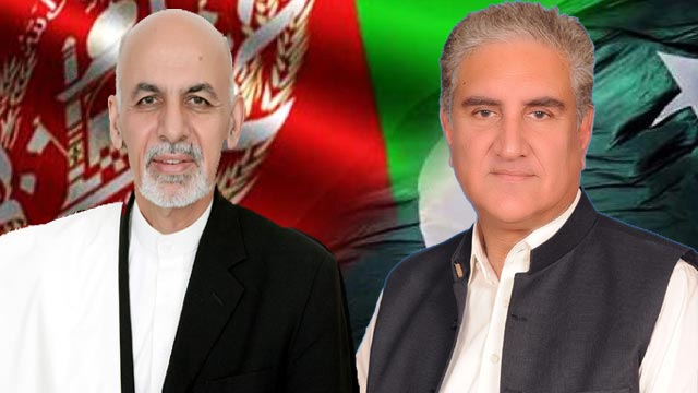 Cordial Ties With Afghanistan is Our Priority: FM Qureshi