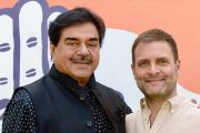 Bollywood Actor 'Shatrughan Sinha' Joins Congress
