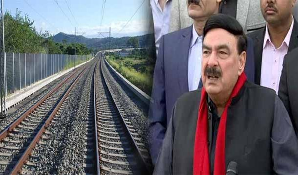 150,000 People Will Get Employment Under ML-1 Project: Sheikh Rasheed