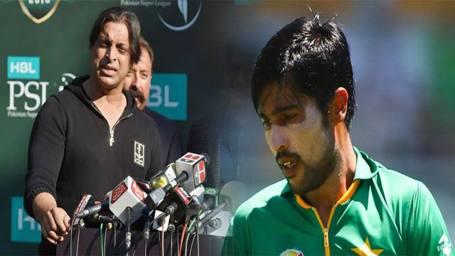 Shoaib Akhtar Opens Up About Amir's Exclusion From WC Squad