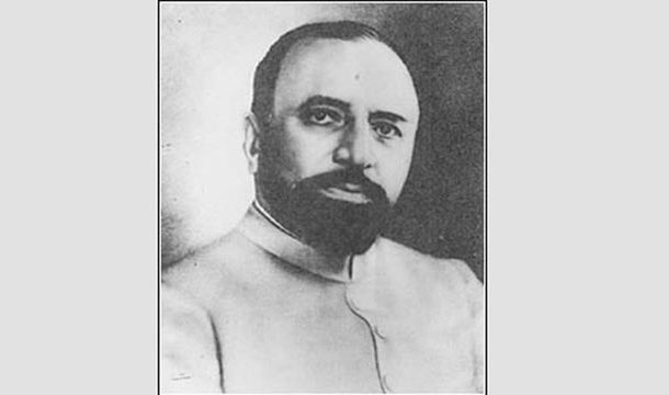 Death Anniversary of Sir Abdullah Haroon Observed