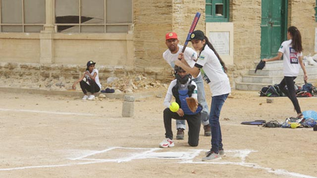 Pak To Host International Softball Events