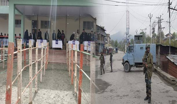 Indian Elections: Srinagar Constituency Recorded Zero Turnout