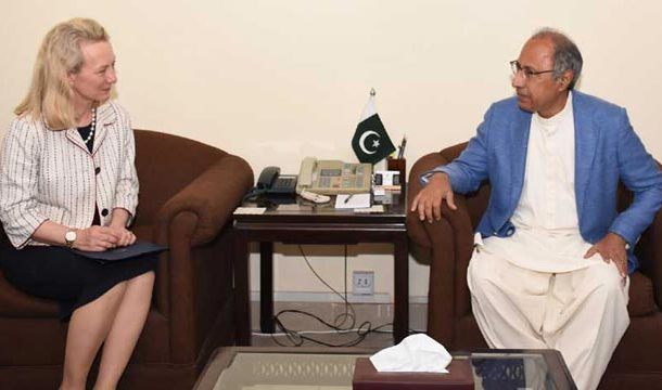 US to Support Pakistan's Policies of Economic Stability