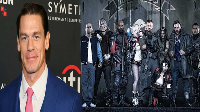 John Cena to be the Part of Suicide Squad's Sequel?