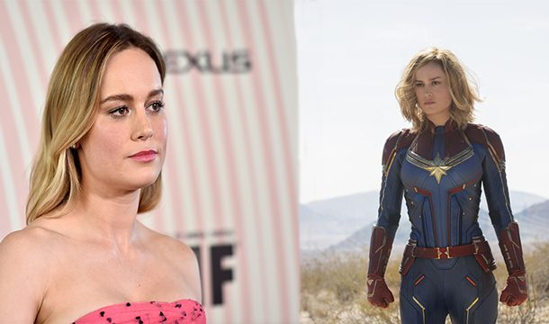 Brie Larson Opens Up About Her Directorial Experience