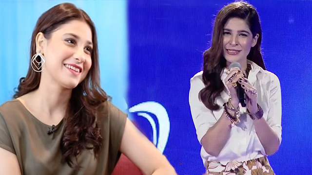 Has Hina Altaf Replaced Ayesha Omer in Pepsi Battle of Bands?