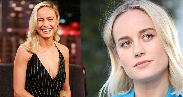 Brie Larson Makes Her Way Into Time's 100 Most Influential People 2019