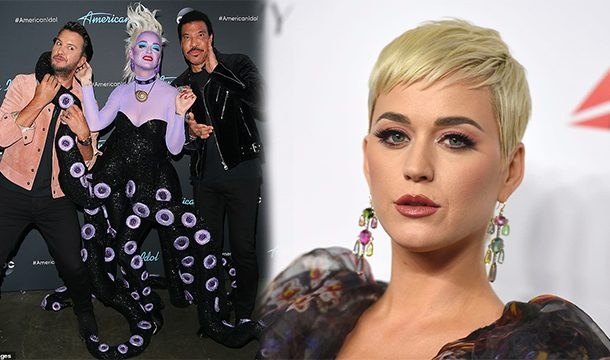 Katy Perry Steals the Spotlight At the Red-Carpet With Her 'Ursula' Look