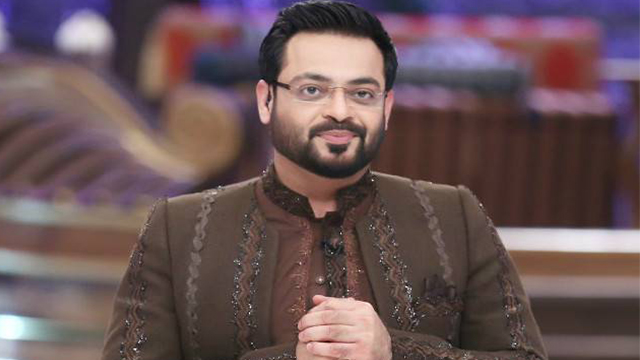 Host-turned-Politician, Amir Liaquat is Now All Set to ACT in a Movie