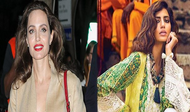 "Model Rabia Butt Hit Back At Trolls For Calling Her ""Ghareebon Ki Angelina Jolie"""