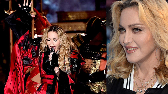 Madonna Gives Name To her New Album! Check Out What The Name Is